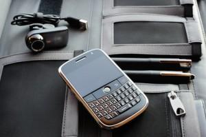 Ein Mobiltelefon mit LTE