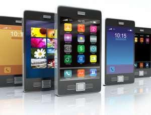 Mehrere Smartphones
