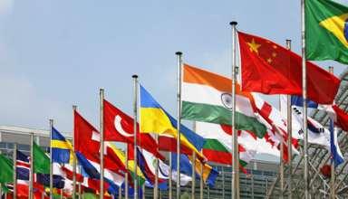 Flaggen aller Länder