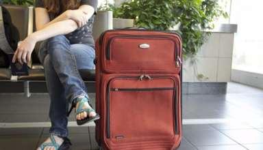 Rollkoffer auf der Kippe – Trick gegen schwankende Trolleys