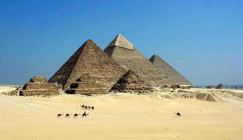 Ägypten: Ohne Mitbringsel verlässt keiner das Land